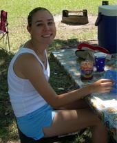 Amanda Tuck Camping